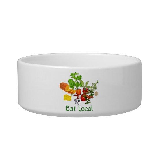 Eat Local Bowl