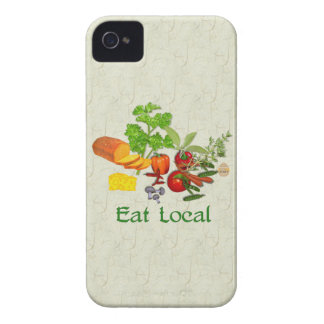 Eat Local Blackberry Bold Cases