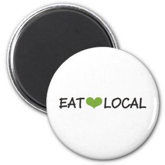 Eat Local Magnet