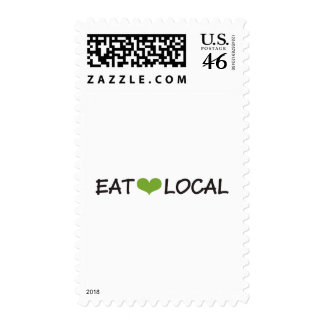 Eat Local Stamps