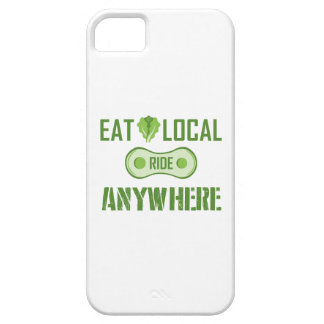Eat Local, Ride Anywhere iPhone SE/5/5s Case