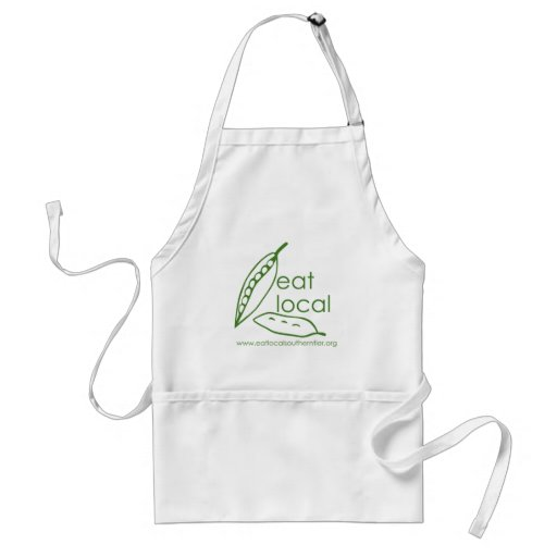 Eat Local Southern Tier Apron