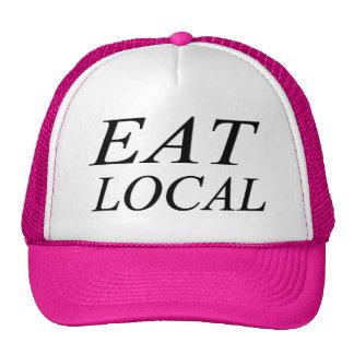 Eat Local Trucker Hat