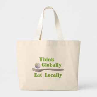Eat Locally Bags