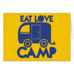 EAT LOVE CAMP CARDS
