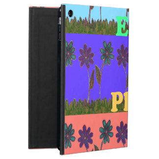 Eat Love Play Hakuna Matata Floral iPad Case
