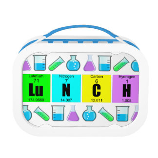 Eat Lunch Periodically Lunch Box