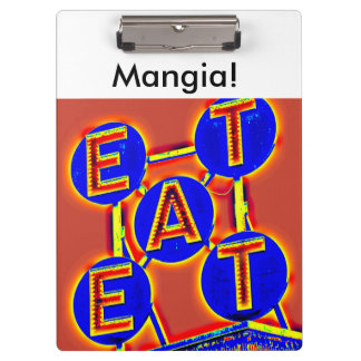 eat/mangia clipboard