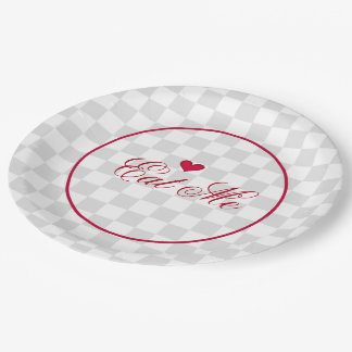 Eat Me 9 Inch Paper Plate