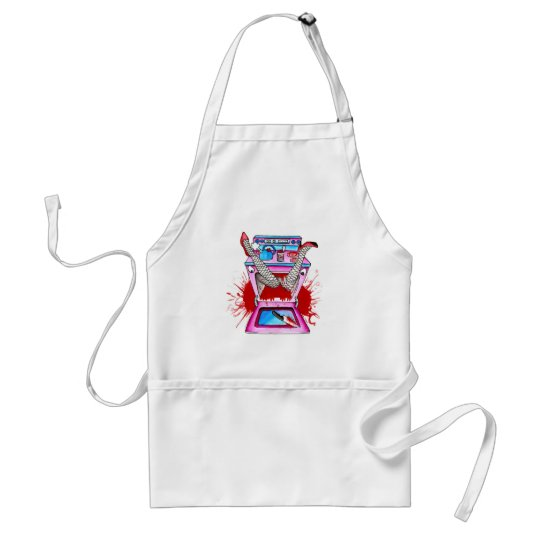 Eat Me Adult Apron