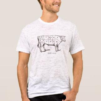 Eat Me Beef Dark T-Shirt