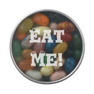 Eat Me! Candy Tins