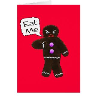 Eat Me Card