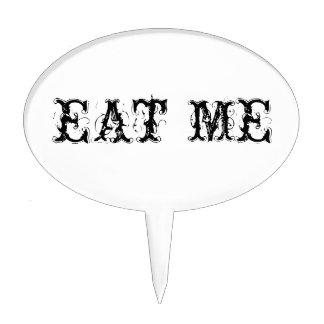 Eat Me Cupcake pick