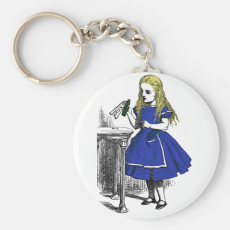 Eat Me, Drink Me Keychain