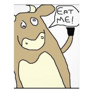 Eat Me Flyer
