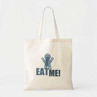 EAT ME! Gingerbread Man - Blue Bag
