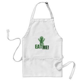 EAT ME! Gingerbread Man - Green Aprons