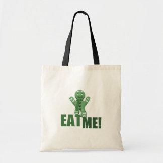 EAT ME! Gingerbread Man - Green Bag