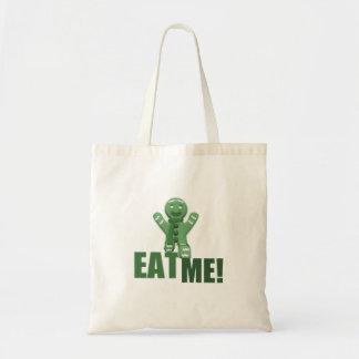 EAT ME! Gingerbread Man - Green Bags