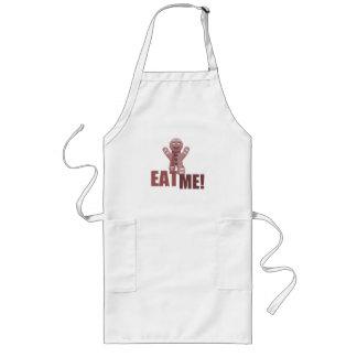 EAT ME! Gingerbread Man - Red Apron
