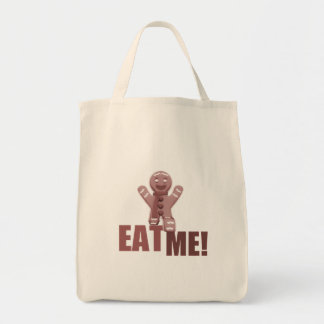 EAT ME! Gingerbread Man - Red Bags