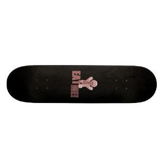 EAT ME Gingerbread Man - Red Skate Boards