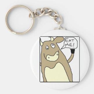 Eat Me Keychain