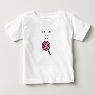 Eat me Lolipop Baby T-Shirt