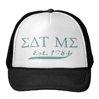 Eat Me Mesh Hats