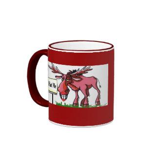 Eat Me Moose, Wasilla Alaska Mug