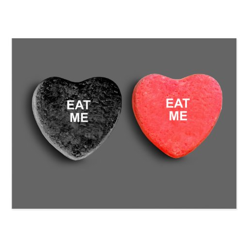 EAT ME POST CARDS