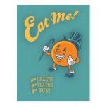 Eat Me! Postcard