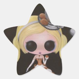Eat Me Star Sticker