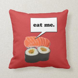 Eat Me Sushi Pillow