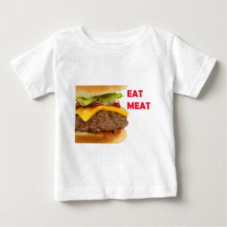 Eat Meat Cheeseburger Shirt