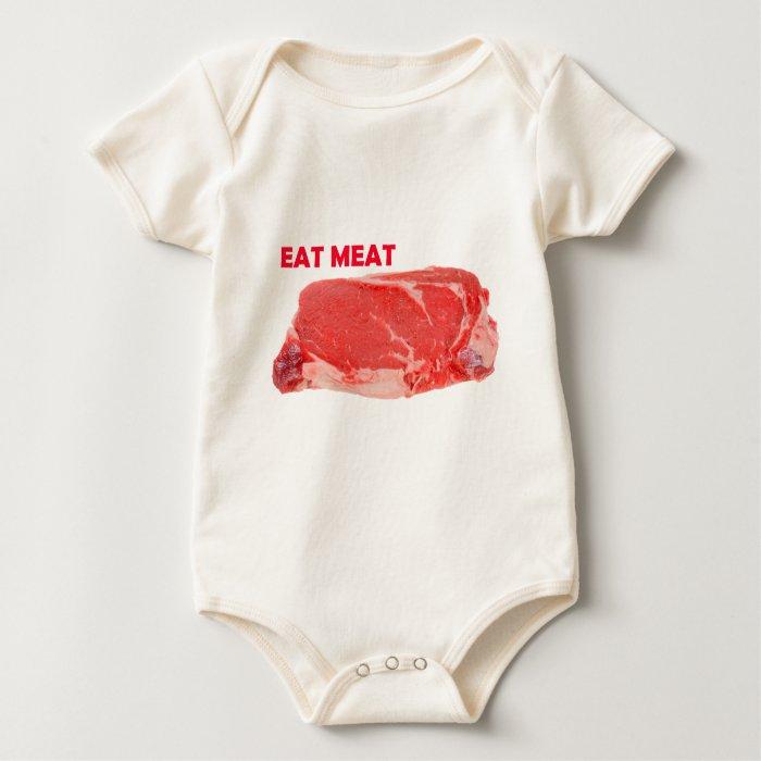 Eat Meat Ribeye Steak shirt