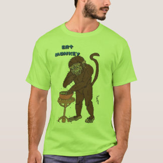 Eat Monkey T-Shirt
