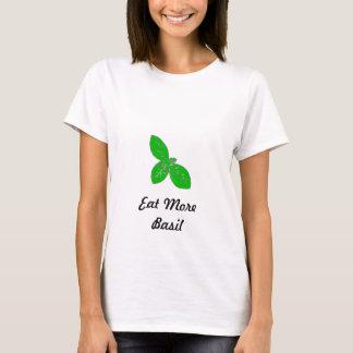 Eat More Basil Shirts