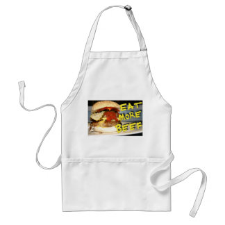 Eat More Beef Apron