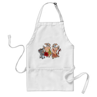 Eat More Beef Aprons