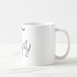 Eat More Beef Hold Up Coffee Mug