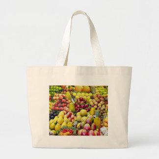 Eat more fruit tote bag