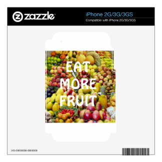 Eat more fruit skins for iPhone 2G