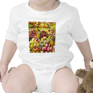 Eat more fruit rompers