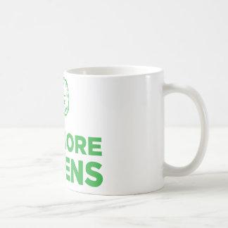 Eat More Greens Coffee Mug