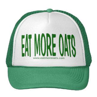 Eat More Oats Cap Mesh Hats