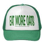 Eat More Oats Cap Trucker Hat