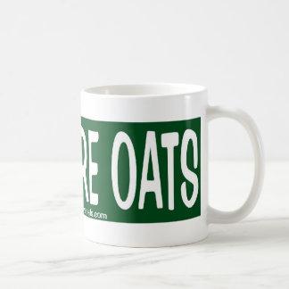 Eat More Oats Mug