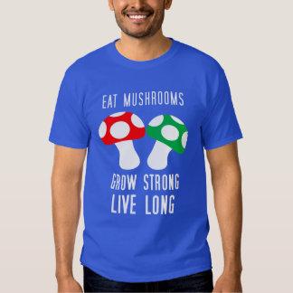 Eat Mushrooms T-shirt
